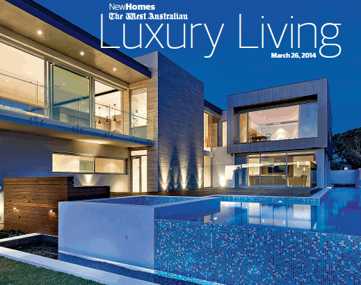 Modern house magazine australia House and home design