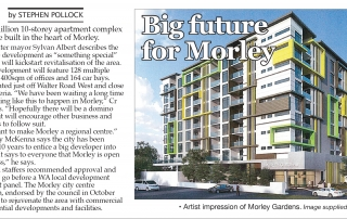 THEVOICE_ARTICLE_141122 - Big Future for Morley (Final)