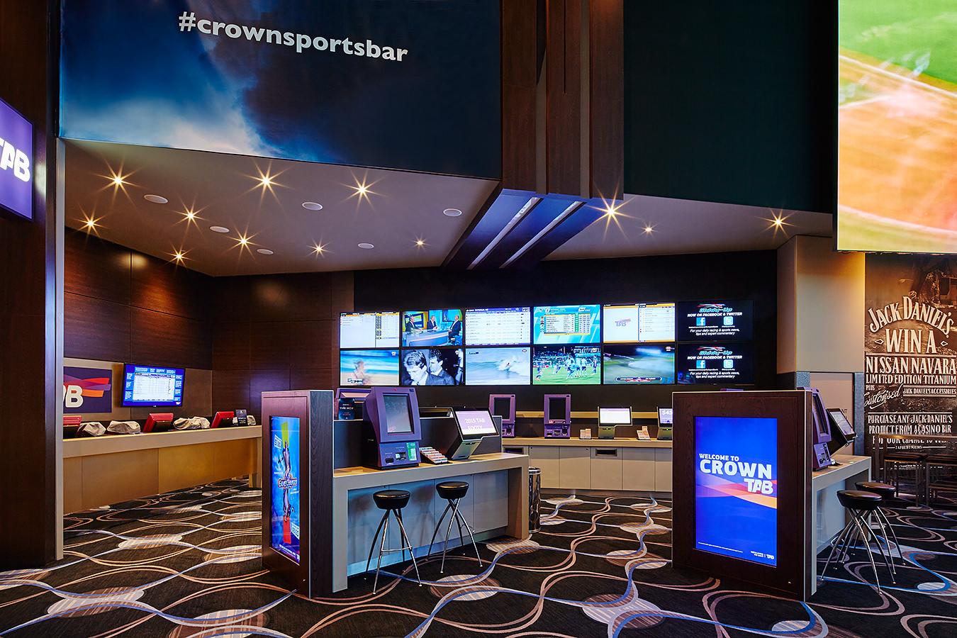 Crown Sports Bar Schedule Perth