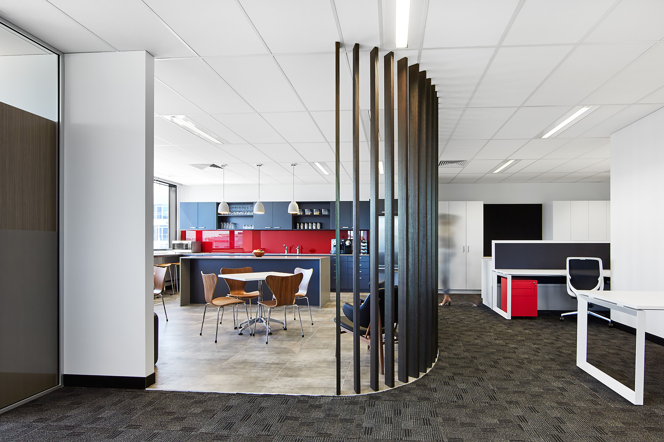 Design management group dmg australia architects and for Office interior fit out