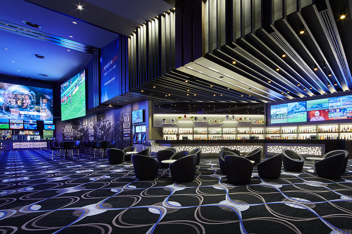 Crown Casino Perth Sports Bar